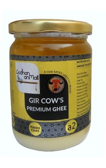 Gir cows premium Ghee, 500ml